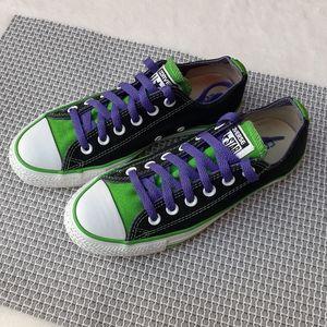 Converse Chucks All Star Sneaker Purple CTAS